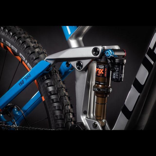 CUBE Stereo 150 C:62 SL 29 2021 maastopyörä